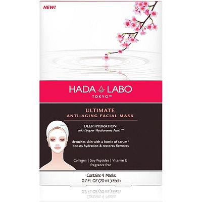 Hada Labo TokyoUltimate Anti-Aging Facial Mask