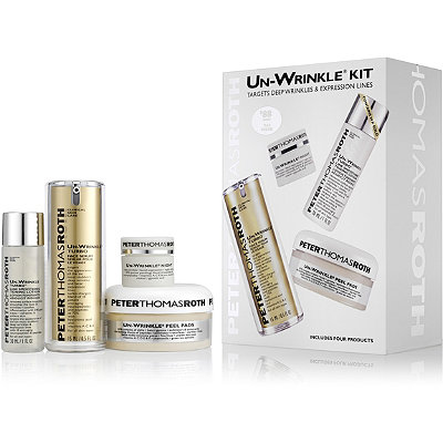 Peter Thomas Roth Un-wrinkle 4 PC Kit