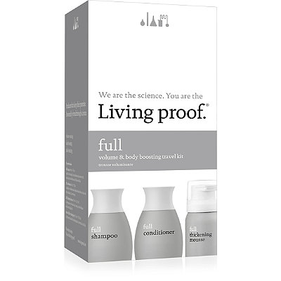 Living Proof Full Volume %26 Body Boosting Travel Kit