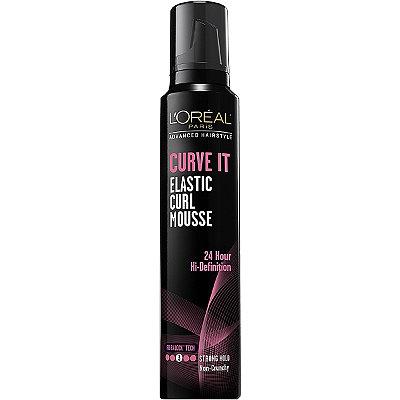 L'OréalCurve It Elastic Curl Mousse