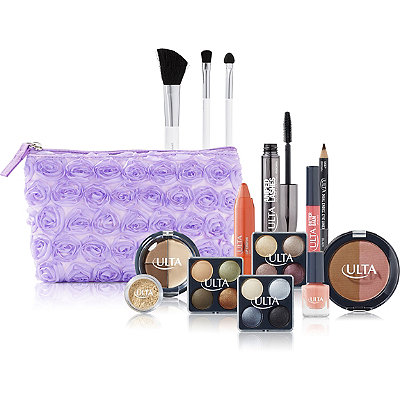 Bag  natural  Ulta.com  brand Ulta purchase ulta brands Lavender makeup Cosmetics Cosmetic
