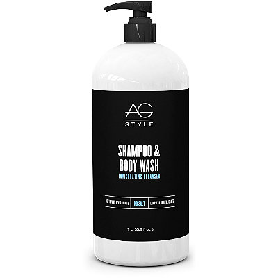 AG Hair Style Shampoo & Body Wash Invigorating Cleanser