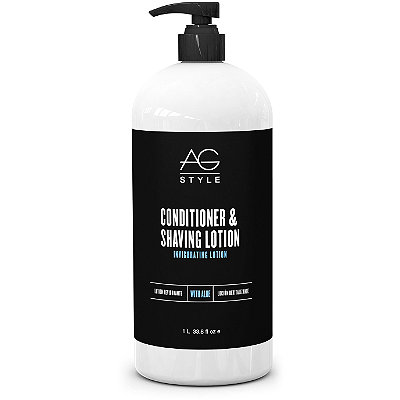 AG Hair Style Conditioner & Shaving Lotion Invigorating Lotion