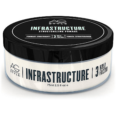 Infrastructure Structurizing Pomade 3