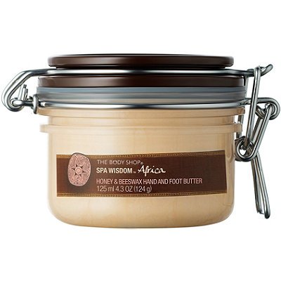 The Body Shop Online Only Body Shop Hand & Beeswax Butter