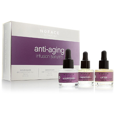 Nuface Online Only Anti-Aging Infusion Serums Set