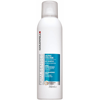 Goldwell Ultra Volume Dry Shampoo For Fine To Normal Hair Spray