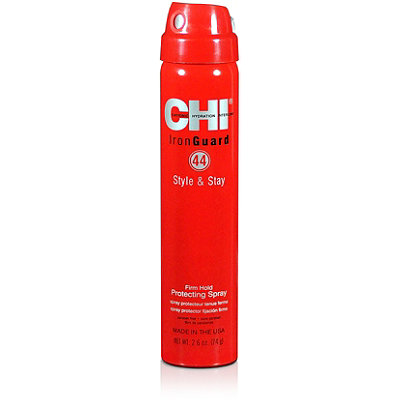 Chi Travel Size 44 Iron Guard Style %26 Stay Firm Hold Protecting Spray