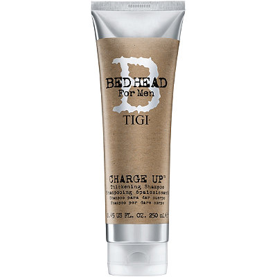 TigiB for Men Charge Up Thickening Shampoo