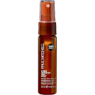 Paul Mitchell Travel Size Ultimate Color Repair Triple Rescue