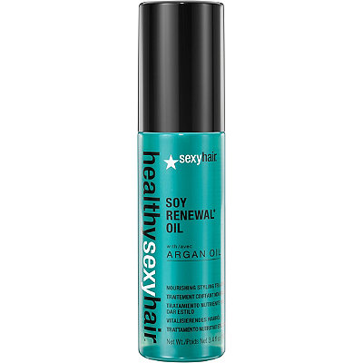Sexy Hair Healthy Sexy Hair Soy Renewal Oil w%2F Argan Oil Nourishing Styling Treatment