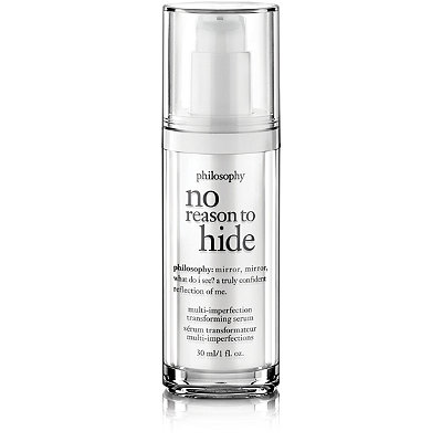 Philosophy No Reason To Hide Total Skin Tone Correcting Serum