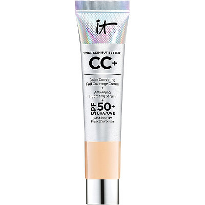 It Cosmetics Travel Size Your Skin But Better CC Cream with SPF 50+