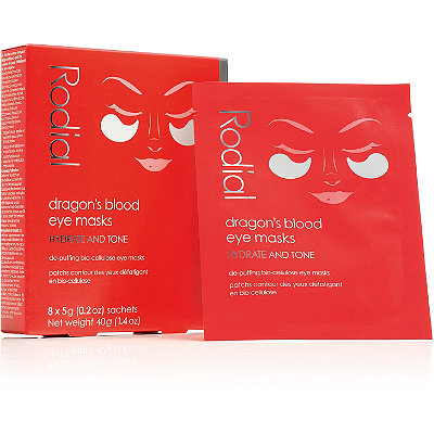Rodial Online Only Dragons Blood Eye Masks