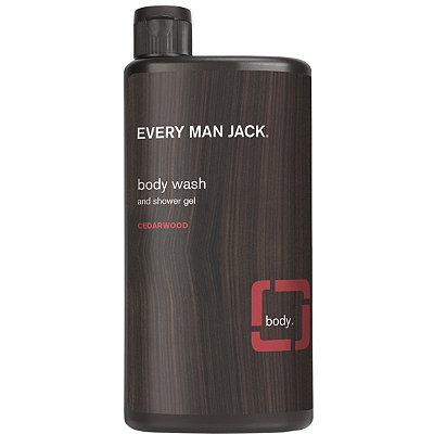 Every Man Jack Cedarwood Body Wash