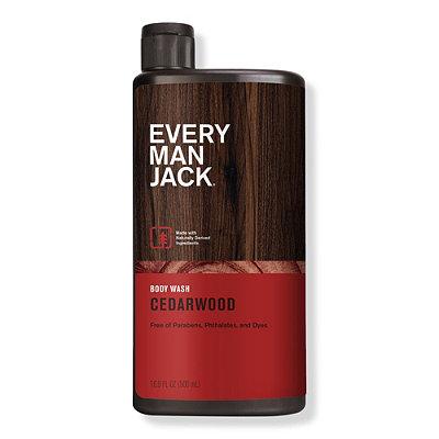 Every Man JackCedarwood Body Wash