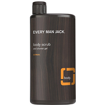 Every Man Jack Citrus Body Wash Scrub