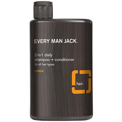 Every Man Jack 2 in 1 Daily Shampoo %2B Conditioner