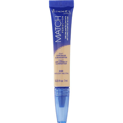 Rimmel LondonMatch Perfection Skin Tone Adapting Concealer