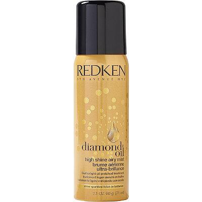 RedkenTravel Size Diamond Oil High Shine Airy Mist