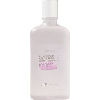 ULTA Luxe Luxurious Cleansing Body Wash