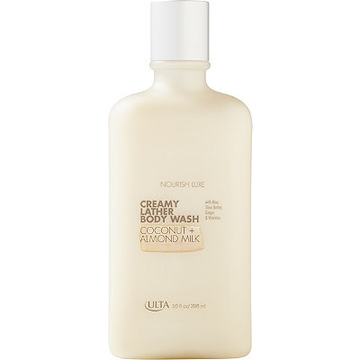 ULTA Luxe Creamy Lather Body Wash