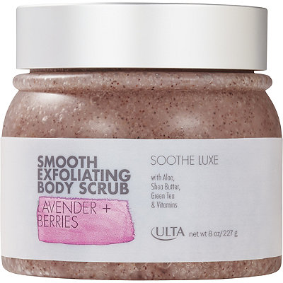 ULTA Luxe Smooth Exfoliating Body Scrub