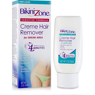 Music bikini zone hair remover Blu-ray