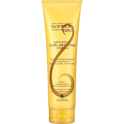 AlternaBamboo Smooth Curls Anti-Frizz Curl-Defining Cream