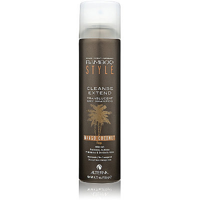 Alterna Bamboo Style Cleanse Extend Translucent Scented Dry Shampoo