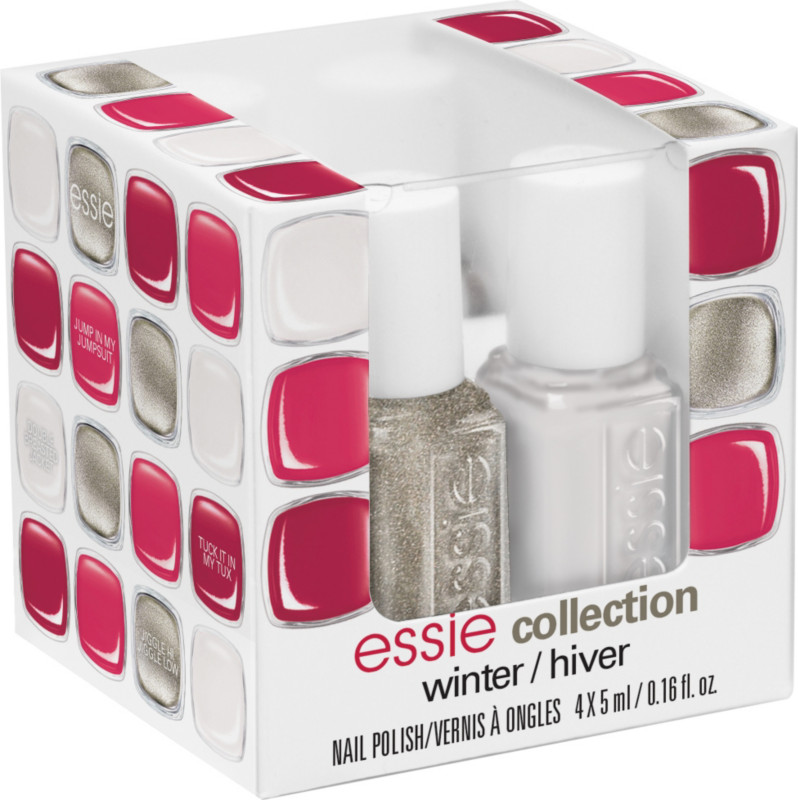 Winter Cube 4 Pc Mini Nail Polish Collection | Ulta Beauty