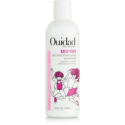 Ouidad Krly Kids No Time For Tears Shampoo