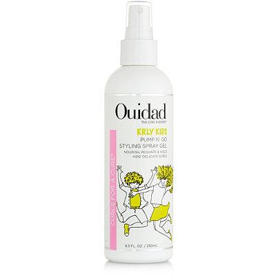 OuidadKrly Kids Pump N%27 Go Styling Spray Gel
