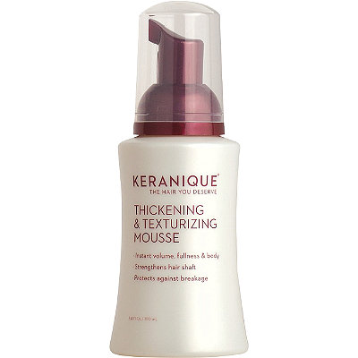 Keranique Thickening %26 Texturizing Mousse