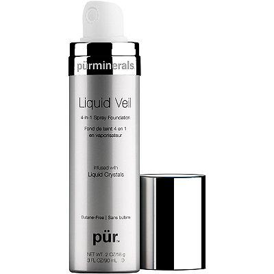 PÜR Cosmetics4-In-1 Liquid Veil Spray Foundation