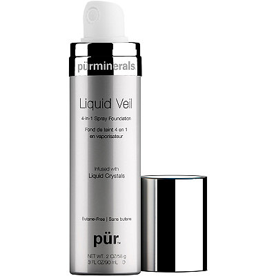 4-In-1 Liquid Veil Spray Foundation