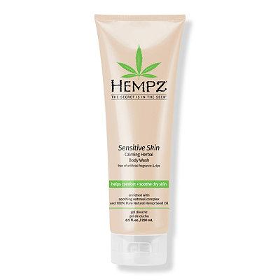 Sensitive Skin Calming Herbal Body Wash
