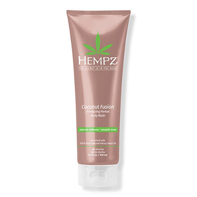Hempz Online Only Coconut Fusion Herbal Body Wash