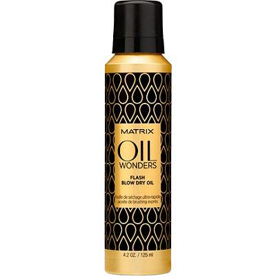 MatrixOil Wonders Flash Blow Dry Oil