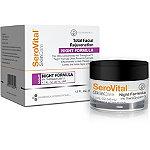 San MedicaOnline Only SeroVital SkinCare Total Facial Rejuvenation Night Formula