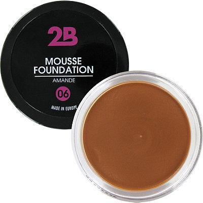 2B ColoursOnline Only Mousse Foundation
