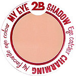 2B Colours Online Only My Eye Shadow