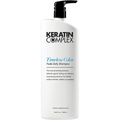 Keratin Complex Online Only Color Complex Timeless Color Fade-Defy Shampoo