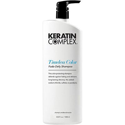 Keratin ComplexOnline Only Color Complex Timeless Color Fade-Defy Shampoo