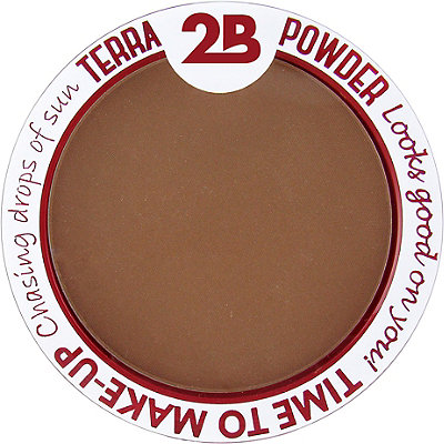 Online Only Time To Make-up Terra Powder