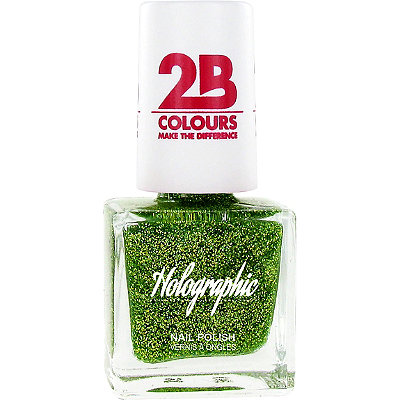 2B Colours Online Only Holographic Nail Polish
