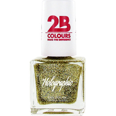2B ColoursOnline Only Holographic Nail Polish