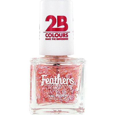 2B Colours Online Only Feathers Nail Polish