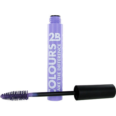 2B Colours Online Only Mascara Colours Make A Difference
