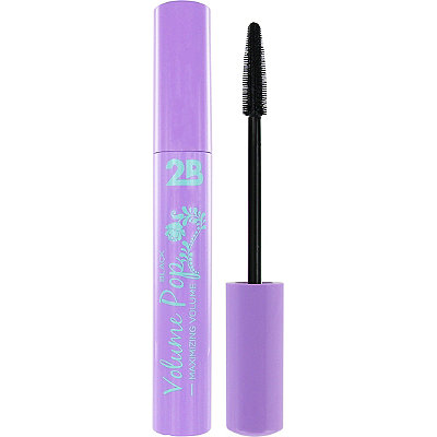 2B Colours Online Only Volume Pop Black Mascara